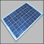 Panel Fotovoltaico 20 Wp