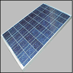 Panel Fotovoltaico 80 Wp