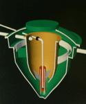 Planta tratamiento de aguas residuales domesticas