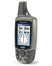 Professional GPS equipment