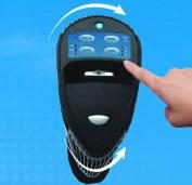 purificador de aire consumo de energia de 25W