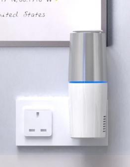 Purificador Aire UV Oficina
