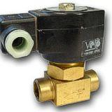 Valvula solenoide  vapor agua aceite caliente BSP 3 8