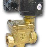 Valvula solenoide  vapor agua aceite caliente BSP 3 4