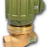 Valvula solenoide NC vapor agua aceite caliente P0 1 15 BAR  BSP 1
