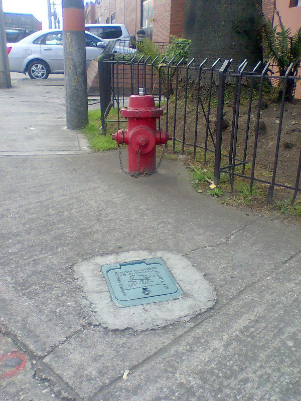 TAPA PARA Valvula o hidrante
