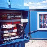 Tableros de Comando  Sistema de aeracion  bombeo y dosificacion c PLC's