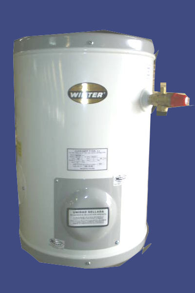 Termo Electrico 30 Lts Inox