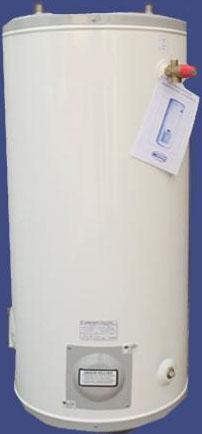 Termo Electrico 300 Lts Inox Pie su peso es de 131 Kgs
