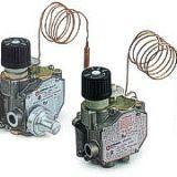 Valvulas termostaticas para calentamiento de aire y agua