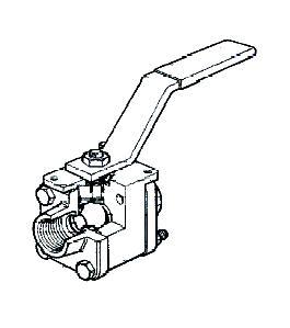 VaLVULA ESFeRICA DE ASIENTO METaLICO  Modelo M15