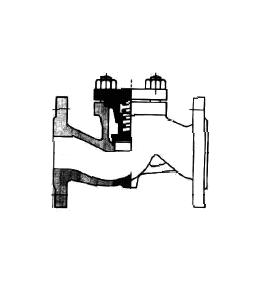 Valvula Retencion Piston y Compuerta