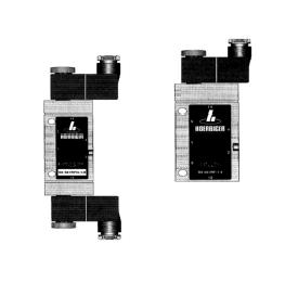 VaLVULAS ELECTRONEUMaTICAS  Modelo S9