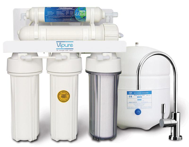 Sistema purificador agua