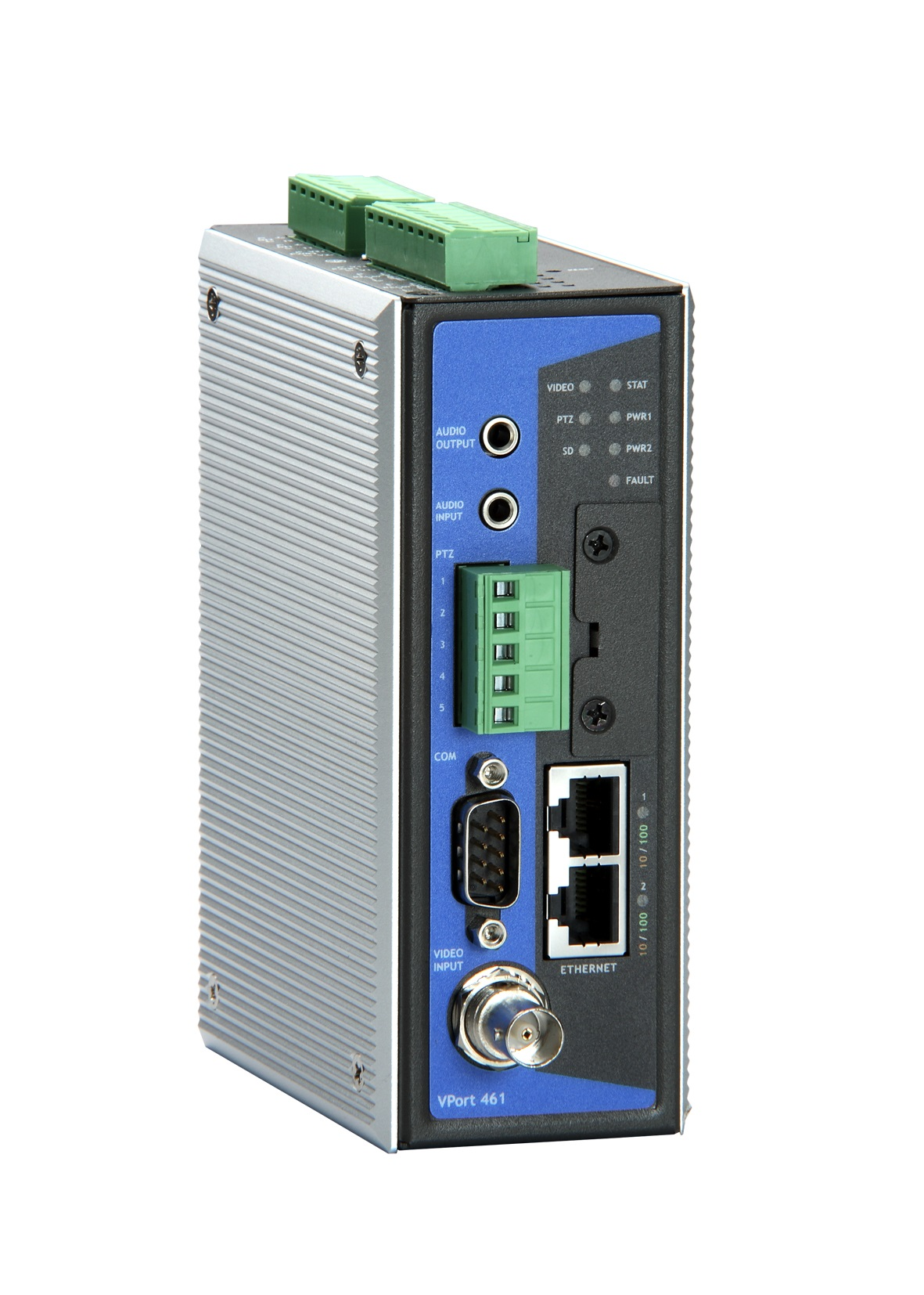 Vport 3310   Video Server Ethernet Industrial