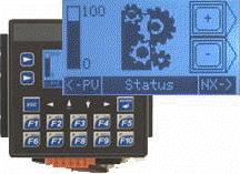 XLE103   Pantalla y Controlador Integrado