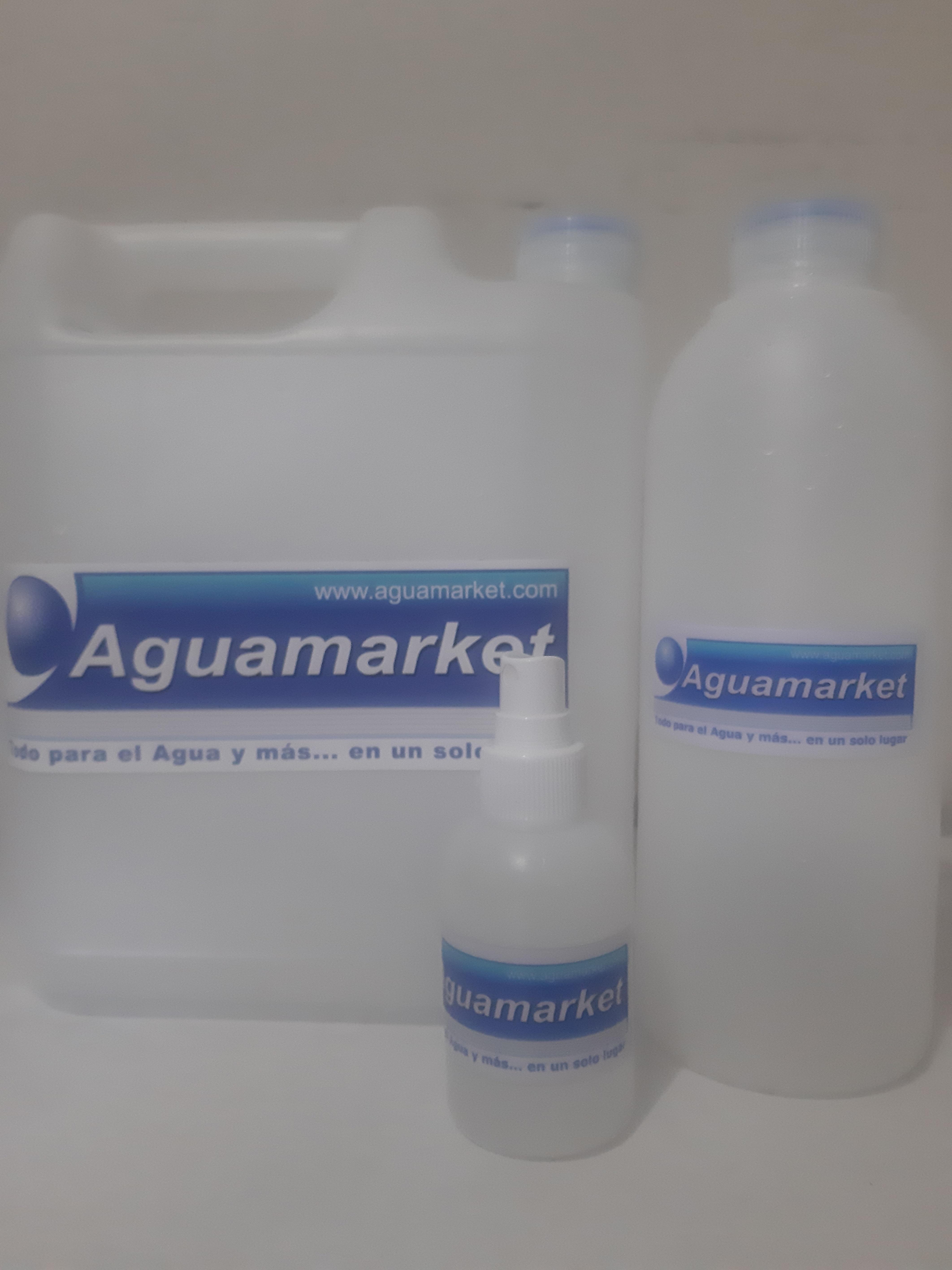 Acido hipocloroso desinfeccion mariscos