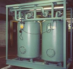 Ablandador de Agua potabilizado