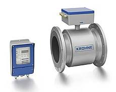 Electromagnetic flowmeter for partially filled pipes
