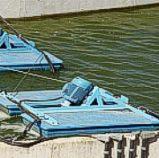 Aireador Mecanico Flotante