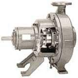 Bomba centrifuga horizontal de un paso SERIE ANSI