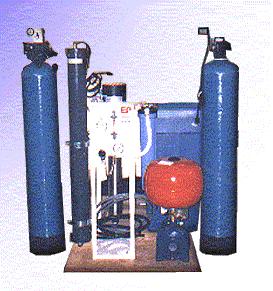 Acondicionamiento de Aguas Efluentes y para Uso Industrial