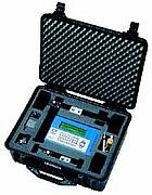Portable Flow Meter with Case