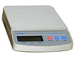 Balanza de peso