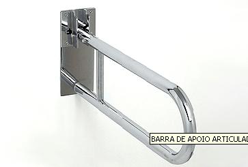 Barra de apoyo Articulada