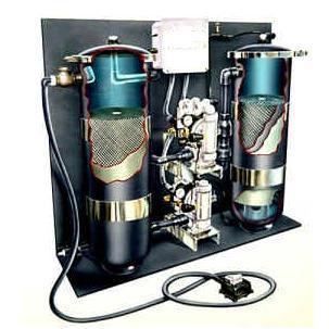 Marine Systems Bilge Filter