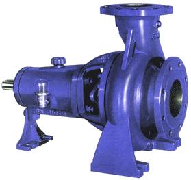 Bomba centrifuga de proceso