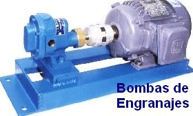 Bombas de engrenaje