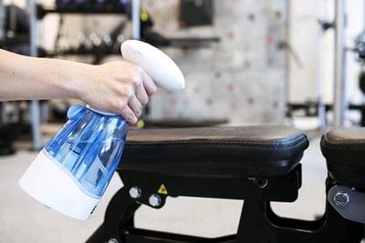 Botella Desinfectante Ozono