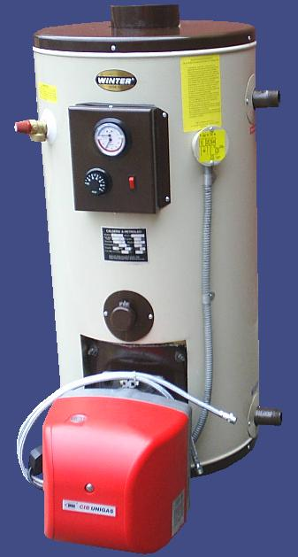 Caldera a Petroleo 60000 Kcal