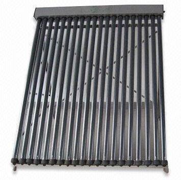 Calentador solar tuberias de cobre rojo