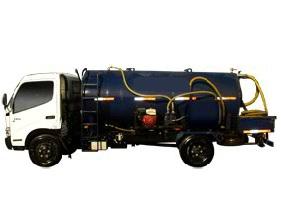Camion Jet Limpia fosas