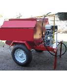 Carro tanque 1000 Lts