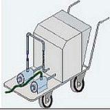 Carro de Ozono Portatil