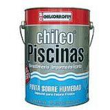 PINTURA CHILCO PISCINAS