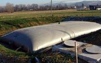 Estanque cisternas flexibles para el almacenamiento
