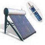 Calentador Solar de Agua Presurizado