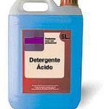 Detergente ph ACIDO