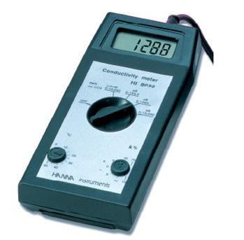 Medidor de EC, TDS, Temperatura