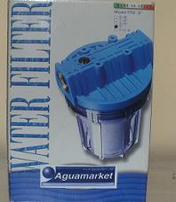 carcaza para filtros de agua