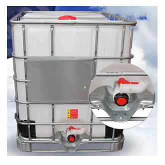 Contenedor ibc de 1000 litros aguamarket for Estanque para agua de 1000 litros