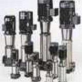 Bomba Centrifuga Vertical Multicelular