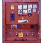 Cuadro manual de control tipo  D
