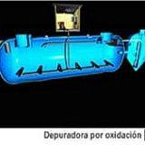 Depuradoras de Aguas Residuales por Oxidacion Total