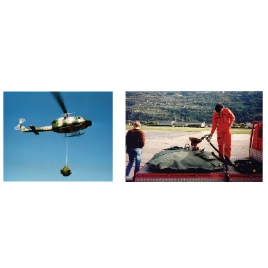 Deposito Flexible Helitransportable