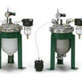Detector y Contenedor de perdidas en bombas de diafragma